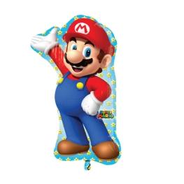 Globo C/Helio Super Mario figura