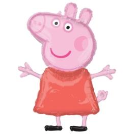 Globo C/Helio Peppa Pig figura