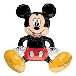 Globo C/Helio Mickey figura grande