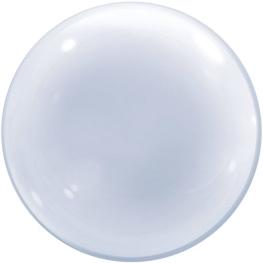 Globo burbuja transparente 24