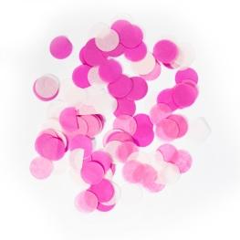 Confetti Rosa grande 14Gr