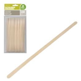 Paletinas madera 190 x 6 mm 100 unidades