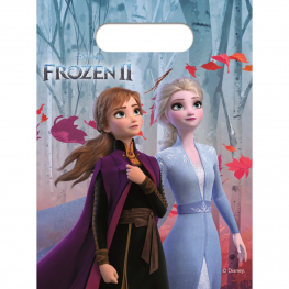Bolsa fiesta Frozen 2 (6 udes)