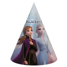 Sombrero Frozen 2 (6 unidades)
