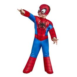 Disfraz Spiderman 1 a 2 años para niño