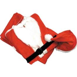 Disfraz de Papá Noel Adullto Talla Única