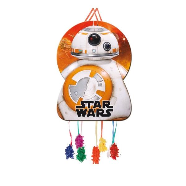 Piñata Silueta Star Wars 46X65 Cm.