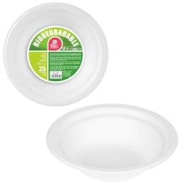 Bol Biodegradable 400Cc 17,80 X 4,06 Cm Bolsa 25 U