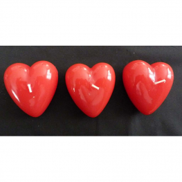 Vela corazón 6 udes