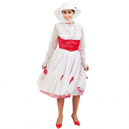 Vestido Mary Poppins