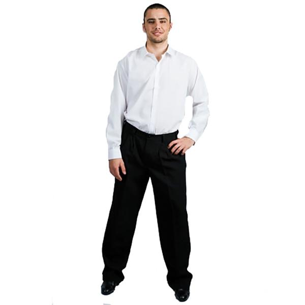 Camisa showtime blanco Talla L