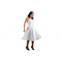 Vestido blanco Dirty Dancing