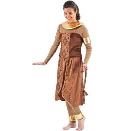 Vestido Nala Rey Leós