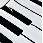 Tapiz piano gigante