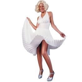 Vestido Marilyn plisado