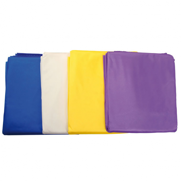 Tela satín amarillo 1,50 x 10 m / paquete