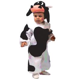 Disfraz de Vaquita Infantil 3 a 4 años
