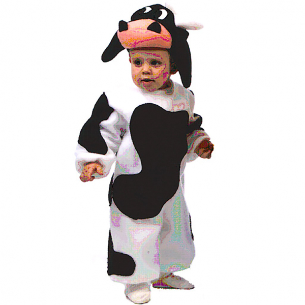 Disfraz de Vaquita 3 a 4 años para niño
