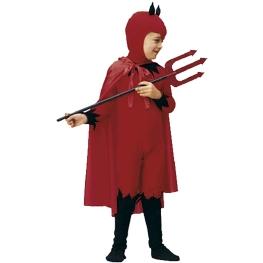 Disfraz De Demonio 5 A 6 años para niño