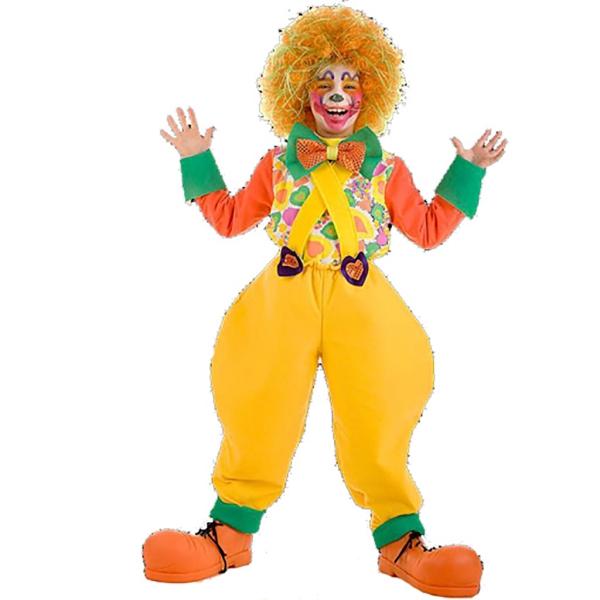 Disfraz de Payaso 7 a 9 años para niño