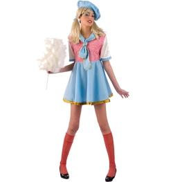 Disfraz de Lolita marinera Talla 38para mujer