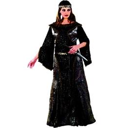 Guerrera Morrigan Medieval Talla M para mujer
