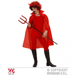 Capa roja 100cm