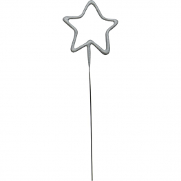 Bengala estrella forma