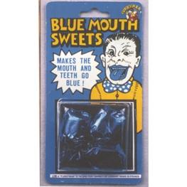 Caramelos azules 128