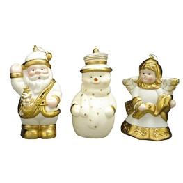3 muñecos