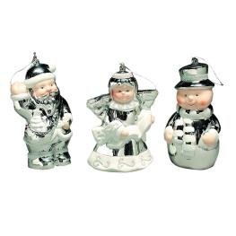 3 muñecos 27 cm