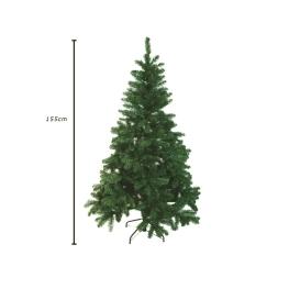 Árbol Navidad 155 cm