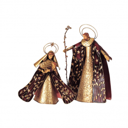 Set Natividad+Reyes 43Cm