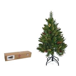 Árbol navidad 171 puntas 90cm