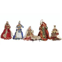 Natividad y Reyes 35 cm