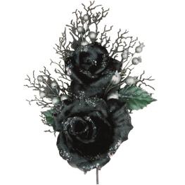 Pick rosas negras