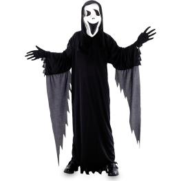 Disfraz de Asesino fantasma Infantil