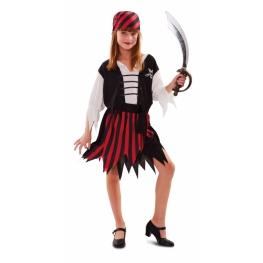Disfraz de Gran Pirata para niña