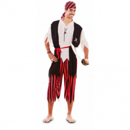 Disfraz de Pirata new para Hombre