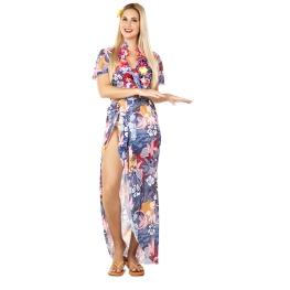 Disfraz de Hawaiana Talla ML para mujer