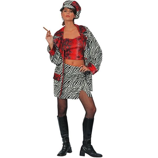 Disfraz de Big Dady Talla ML para mujer