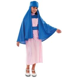 Disfraz de Virgen para Niña