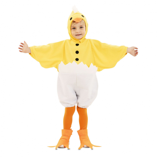 Disfraz de Pollito para Niño 5 a 6 años