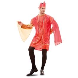 Disfraz de Príncipe Talla ML para hombre