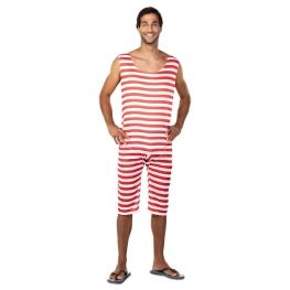 Disfraz de Bañista caballero para Hombre