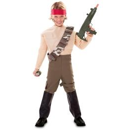 Disfraz de Mercenario  para Niño