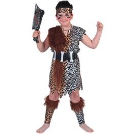 Disfraz de Cavernícola para Niño