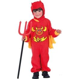Disfraz De Demonio 10 A 12 años para niño
