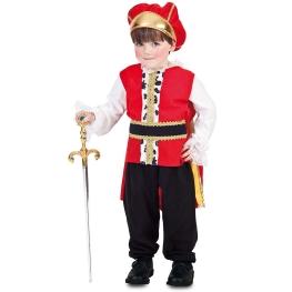 Disfraz de Rey 3 a 4 años para niño