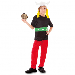 Disfraz de Héroe galo para Niño